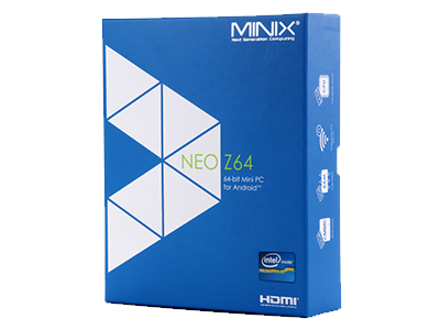 MINIX Neo Z64 Android Brought to you by Amconics Technology, Local Authorized MINIX Distributor, www.myonlinemediaplayer.com